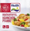Frosta Bratkartoffel Hähnchen Pfanne  <nobr>(500 g)</nobr> - 4008366001484