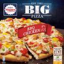 Original Wagner Big Pizza BBQ-Chicken  <nobr>(420 g)</nobr> - 4
