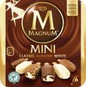 Magnum Mini Mix (Classic, Weiss, Mandel) Familienpackung Eis  <nobr>(6 St.)</nobr> - 8000920580806