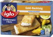 Iglo Goldknusper-Filets Gold-Backteig  <nobr>(300 g)</nobr> - 4250241201414