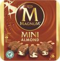 Magnum Mini Mandel Eis  <nobr>(6 St.)</nobr> - 8722700126249
