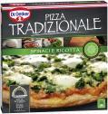 Dr. Oetker Pizza Tradizionale Spinaci e Ricotta  <nobr>(365 g)</nobr> - 4001724002857