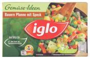 Iglo Gem�se-Ideen Bauern Pfanne mit Speck  <nobr>(480 g)</nobr> - 4250241201322