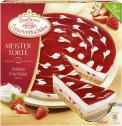 Coppenrath & Wiese Meistertorte Erdbeer-Frischk�se  <nobr>(1,10 kg)</nobr> - 4008577006674