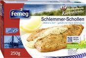 Femeg Schlemmer-Schollen mit Dijon-Senfsauce  <nobr>(250 g)</nobr> - 4012481521031