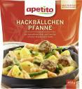 Apetito Hackb�llchen Pfanne  <nobr>(450 g)</nobr> - 4006624070753
