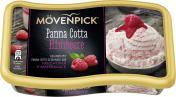 Mövenpick Eis Panna Cotta Himbeere  <nobr>(850 ml)</nobr> - 7613034499080