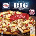 Original Wagner Big Pizza Burger Style  <nobr>(430 g)</nobr> - 7613034731753