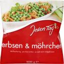 Jeden Tag Erbsen & Möhren  <nobr>(1 kg)</nobr> - 4306188340140