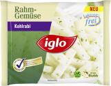 Iglo Rahm-Gemüse Kohlrabi  <nobr>(400 g)</nobr> - 4250241206877