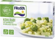 Frosta Kohlrabi mit Romanesko in Bärlauch-Butter  <nobr>(300 g)</nobr> - 4008366011186