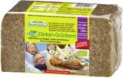 Mestemacher Bio Dinkel+Gr�nkern  <nobr>(500 g)</nobr> - 4000446001537