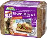 Mestemacher Eiweißbrot mit Karotten  <nobr>(250 g)</nobr> - 4000446011420