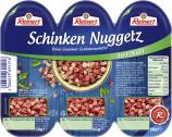 Reinert Schinken Nuggetz herzhaft  <nobr>(3 x 50 g)</nobr> - 4006229691216