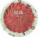 Wiltmann Geflügel Salami mit Käse  <nobr>(80 g)</nobr> - 4001956212215