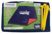 K�stengold Picknick-Decke  <nobr>(1 St.)</nobr> - 4023012210454