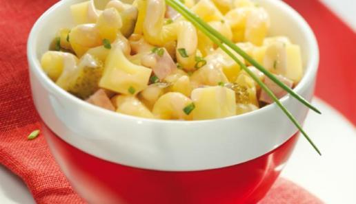Schweizer Nudelsalat