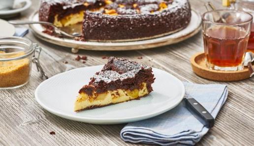 Apfel-Amaretto-Zupfkuchen
