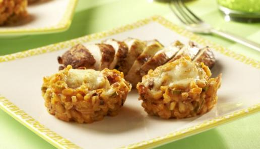 """Ebly-Muffins """"Tomate-Mozzarella"""""""