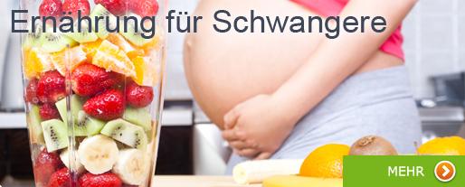Ernährung für Schwangere