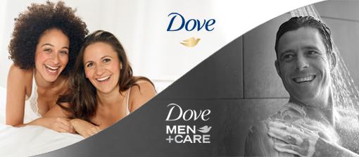 Bild Dove und Dove MEN
