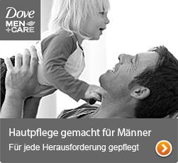 Hautpflege fuer Maenner