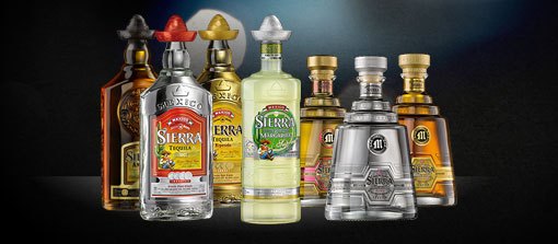 Sierra Tequila Markenwelt