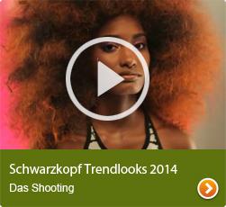 Video zum Shooting Schwarzkopf Trendlooks