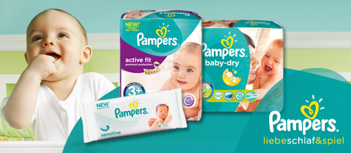 Marke Pampers
