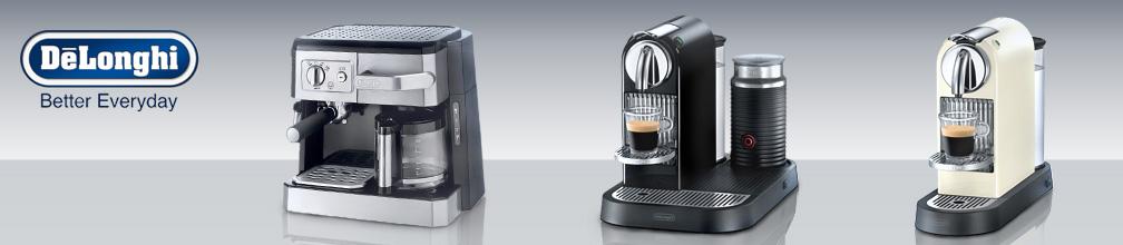 DeLonghi Markenshop - Kaffee