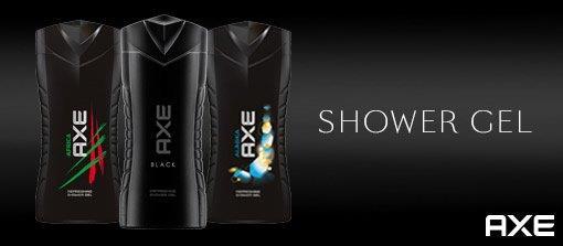 AXE Shower Gel