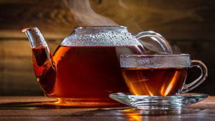 Die perfekte Teekanne