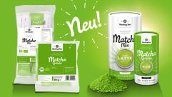Machta Grüntee Pur und Mix jetzt als 6er und 15er Packung erhältlich!