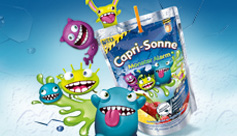 Capri Sonne Monsteralarm