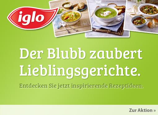 Iglo Blubb Rezepte