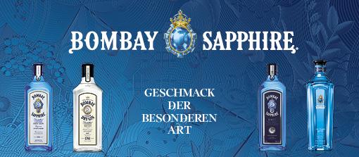 Bombay Sapphire - Geschmack der besonderen Art