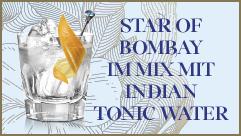 Exklusives Genießen - Entdecken Sie den Bombay Star & Tonic
