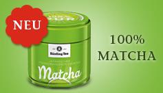 Bünting Matcha Grüntee pur (30 g)