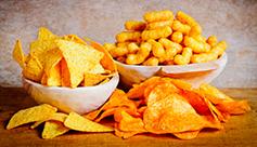 Chips, Flips und viele weitere Snacks - zum Bestellen hier klicken
