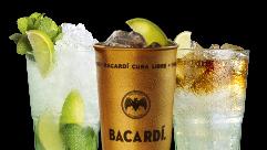 Rum Rezepte. Jetzt Original BACARD� Drinks mixen.