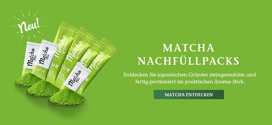 Bünting Matcha Tee Nachfüllpack