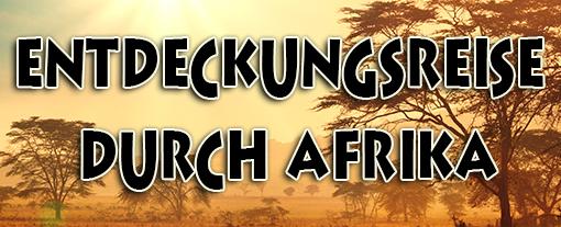 Thema der Woche: Entdeckungsreise durch Afrika - für leckere Rezepte und Produkte hier klicken.
