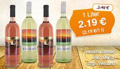 Angebot: Sun of Africa (1 l), Streichpreis 2,49 Euro, Angebotspreis 2,19 Euro, zzgl. Versand, inkl. MwSt. - zum Bestellen hier klicken.