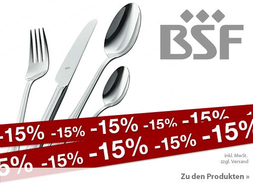 Angebot: 15% Rabatt auf BSF Artikel - zum Bestellen hier klicken.