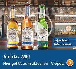 Warsteiner Alkoholfrei TV-Spot