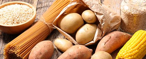 Nudeln, Kartoffelprodukte & Reis