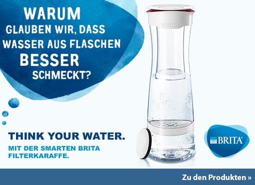 Neu: Neuheit bei mytime, Brita Fill&Serve Premium Wasserfilter. - Zum Bestellen hier Klicken