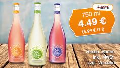 Angebot: Jules Mumm, 750 ml, Streichpreis:  4,99 Euro, Angebotspreis: 4,49 Euro, inkl. MwSt., zzgl. Versand - zum Bestellen hier klicken