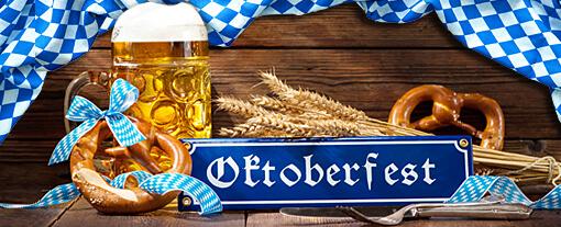 Thema der Woche: Jetzt wird's zünftig: Oktoberfest - für leckere Rezepte und Produkte hier klicken.