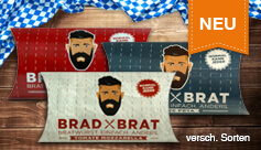 Brad Brat Grill-Wurst jetzt neu bei myTime - zum Bestellen hier klicken.